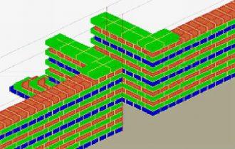 1m2 và 1m3 tường 220 bao nhiêu viên gạch [Dùng số liệu thực tế]